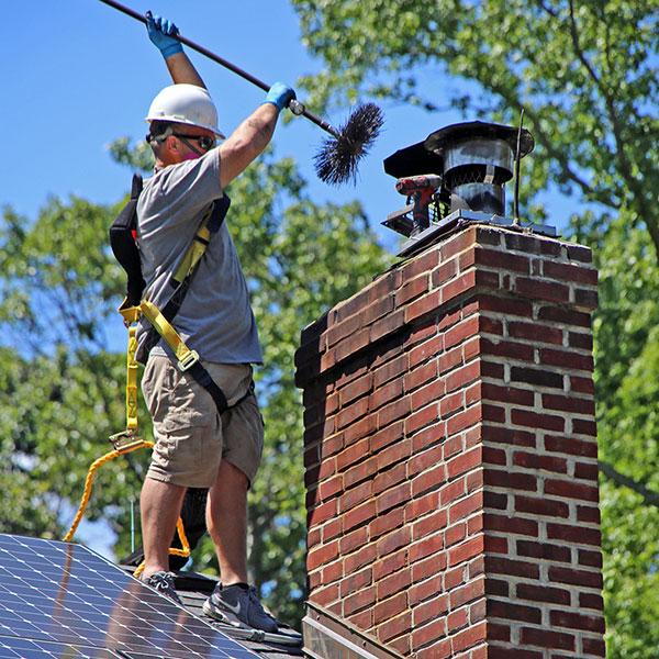 chimney sweep maryland