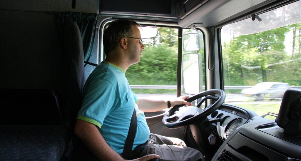 Commercial truck drivers san bernardino