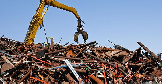 metal recycling byram township nj