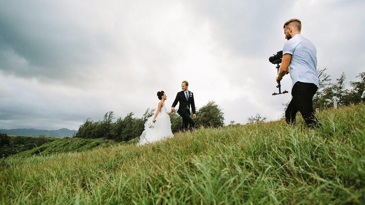 wedding cinematography Singapore