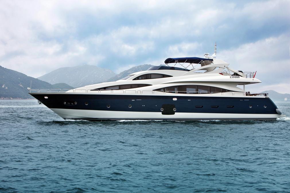 boat charter hong kong