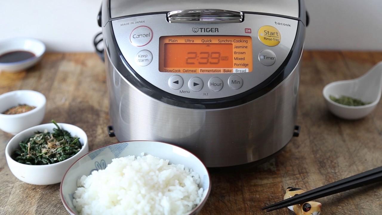 Japanese Cooker