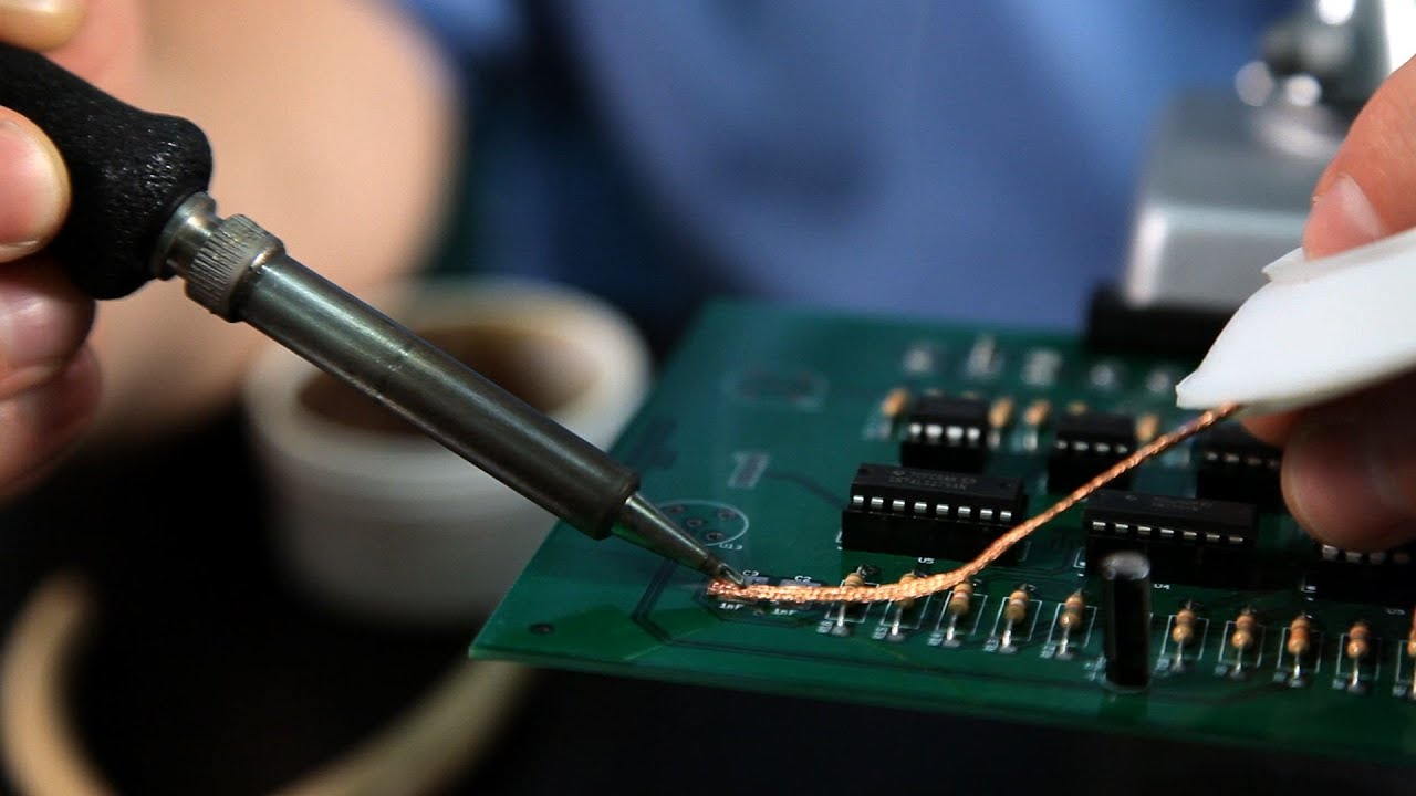Buy Electronic Production Supplies